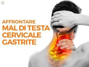 Spesso i sintomi gastrici si accompagnano ad altri, quali cefalea, dolori articolari e spossatezza