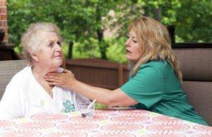 La disfagia nel Parkinson