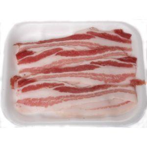 Pancetta di maiale (da evitare)