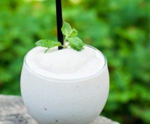 Frappè di solo latte: può considerarsi come dieta liquida
