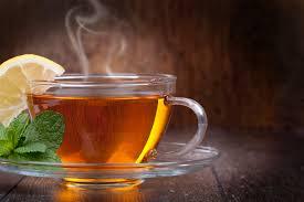 Tè bollente