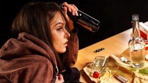 L'alcolismo è un problema sociale