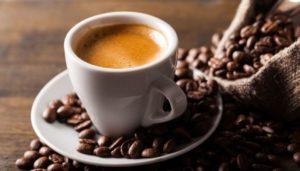Un uso contenuto di caffè è consentito