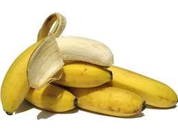 Le banane sono ricche di potassio
